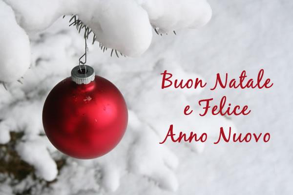 Buon Natale e Felice Anno Nuovo da LS Video Produzioni