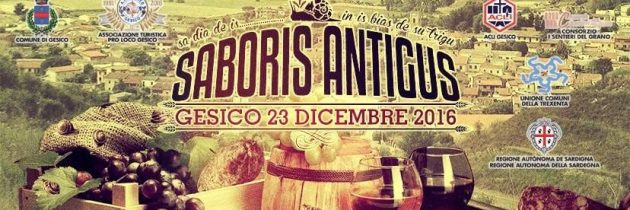 Spot – Saboris Antigus 2016 – Gesico – 23/12/2016