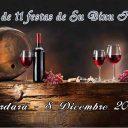 SPOT – XI Festa De Su Binu Nou – Sardara 3 e 8 Dicembre 2016