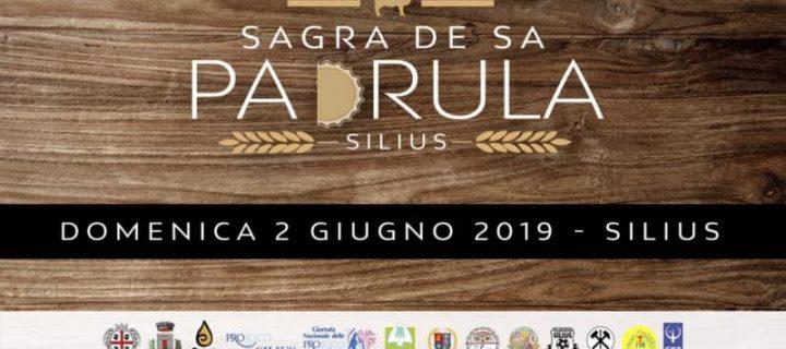 Sagra de sa Padrula – Silius – 2 Giugno 2019
